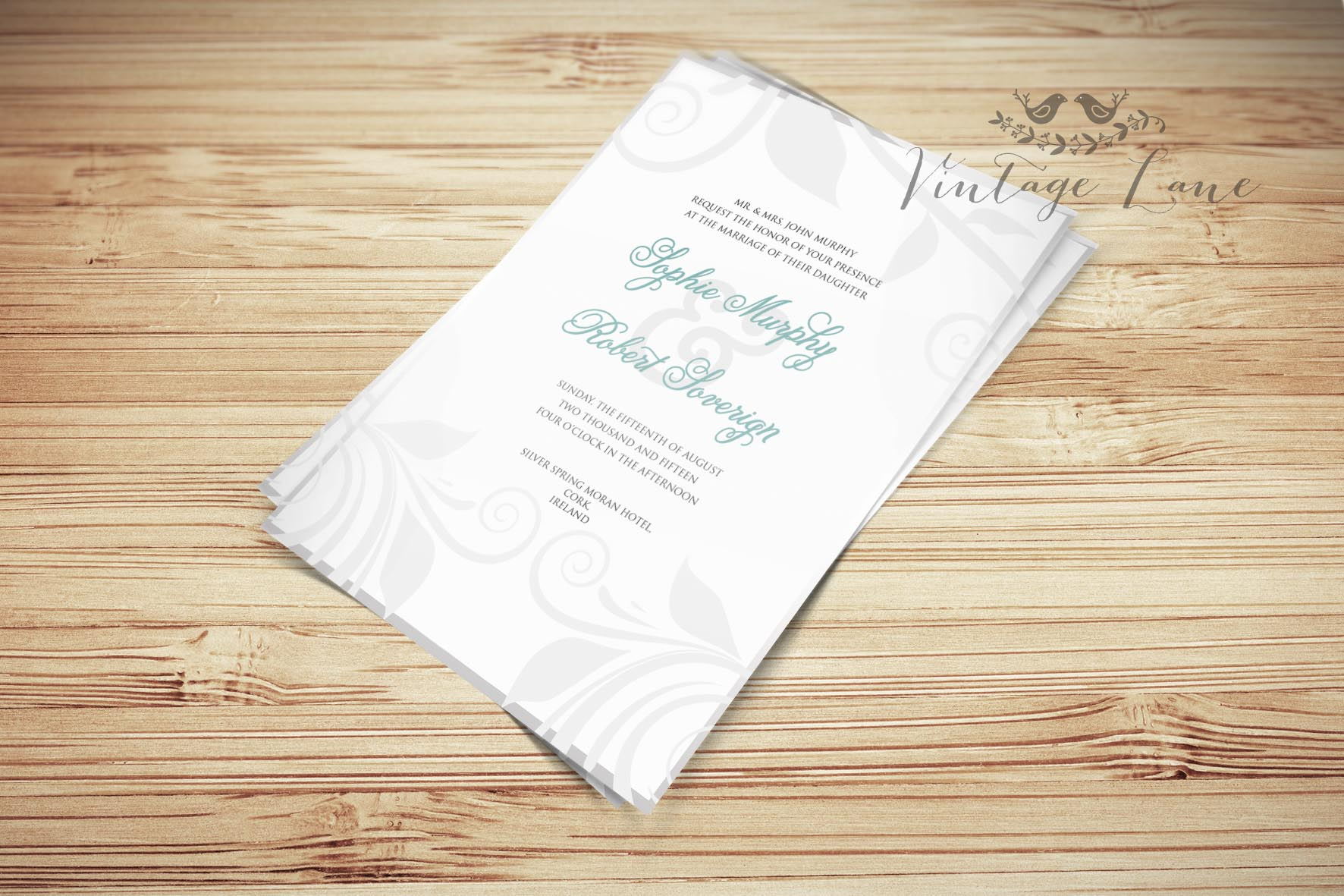 wedding invitations suggestions for wedding abroad Archives ...