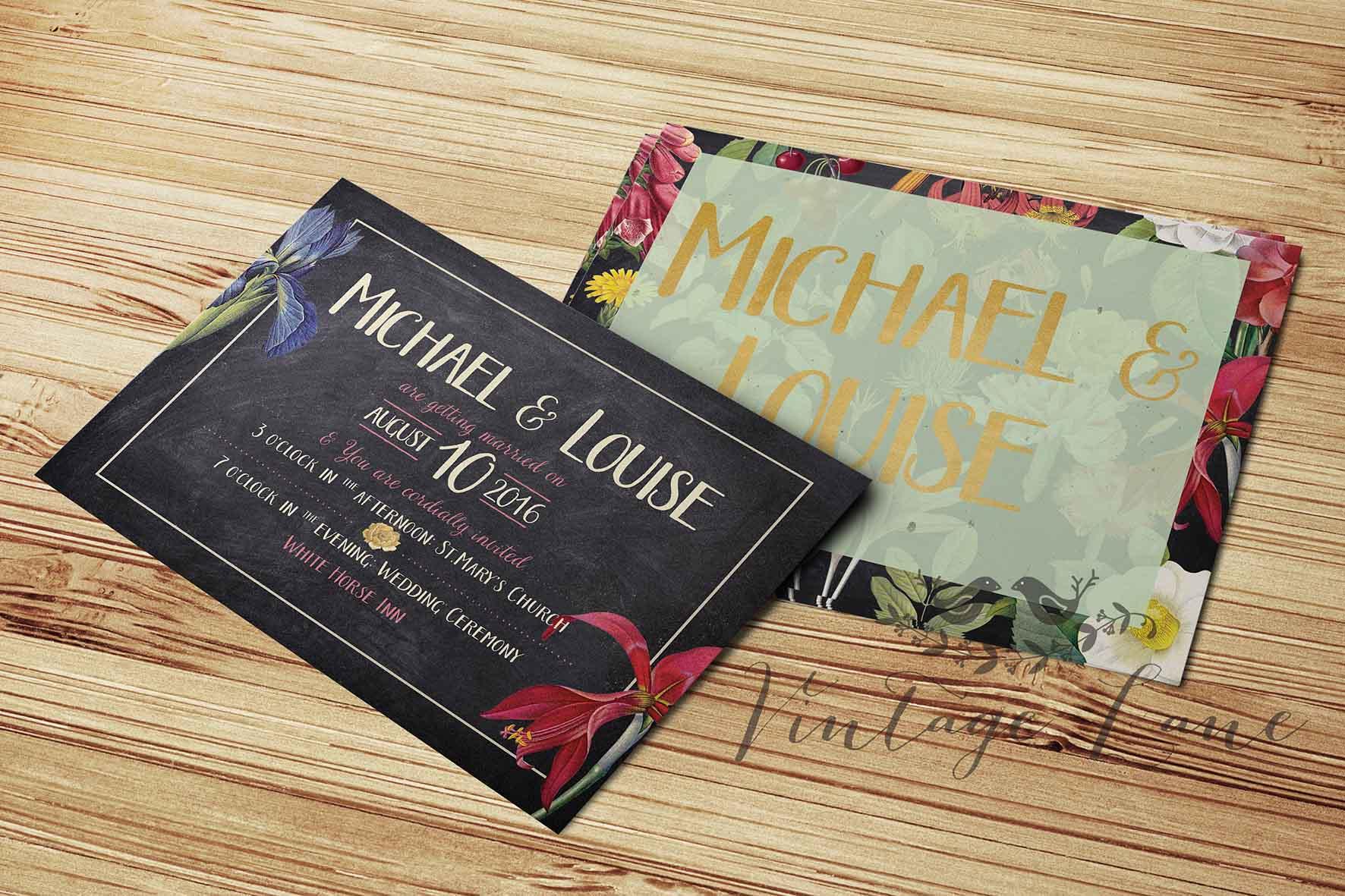 wedding invitations Ireland Archives - Vintage Lane