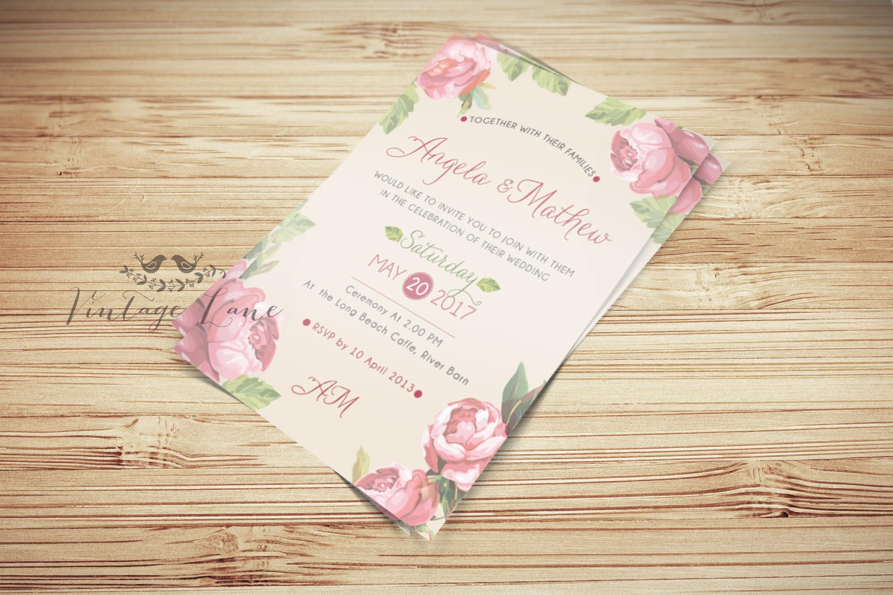 Wedding invitations suggestions for wedding abroad archives pink peonies wedding invitations personalised cork ireland vintage lane stopboris Image collections