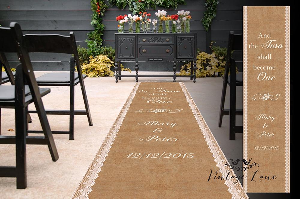 Wedding Aisle Carpet