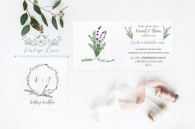 lavender style wedding lavender wedding invitations cork ireland