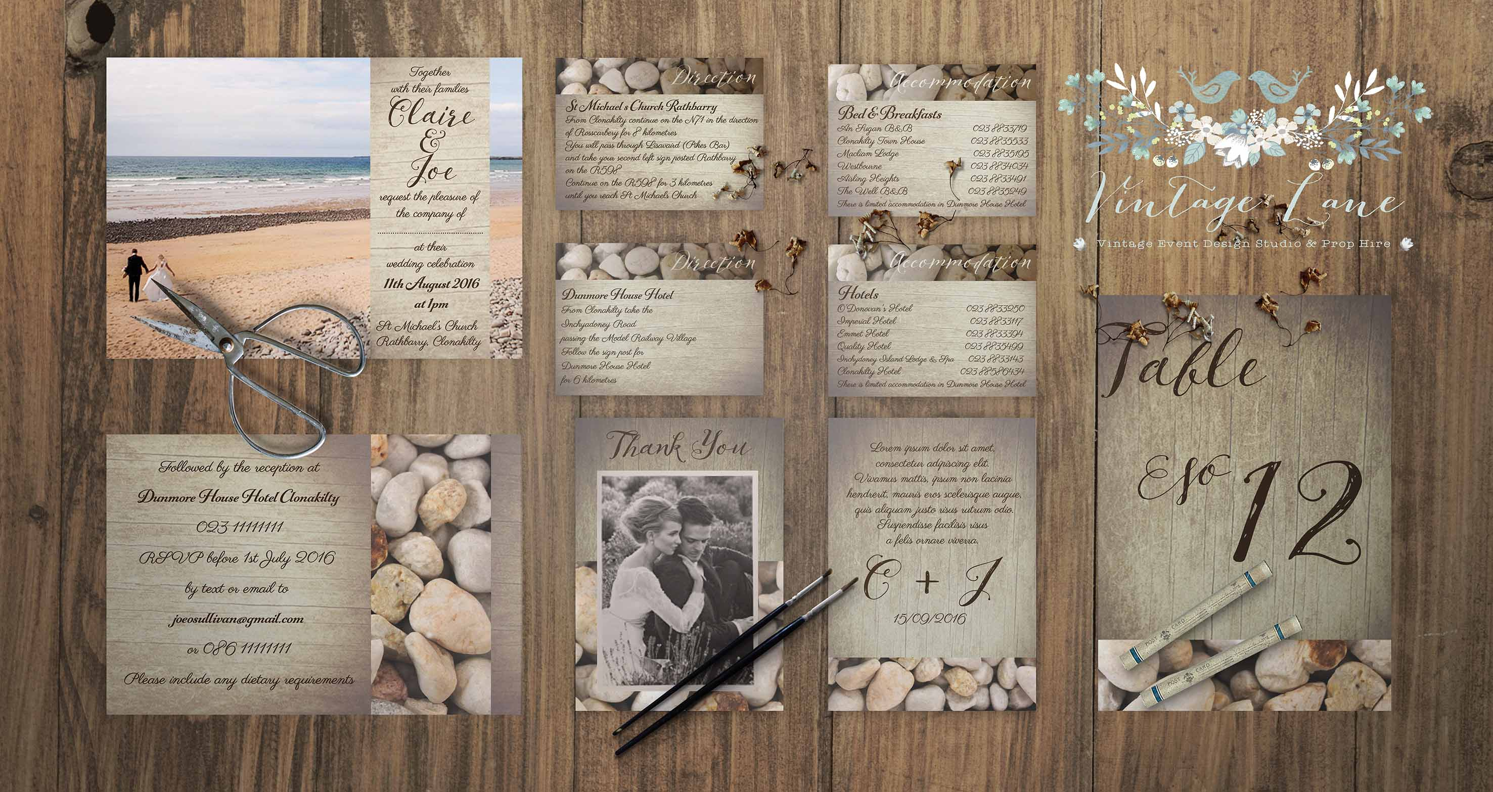 vintage theme wedding invitations - 28 images - best selection of ...