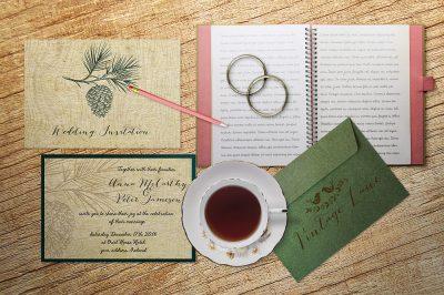 pine-cone-wedding-invitation-vintagelane-cork-ireland