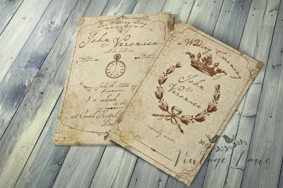 vintage-style-wedding-invitation-cork-ireland-vintagelane-preview