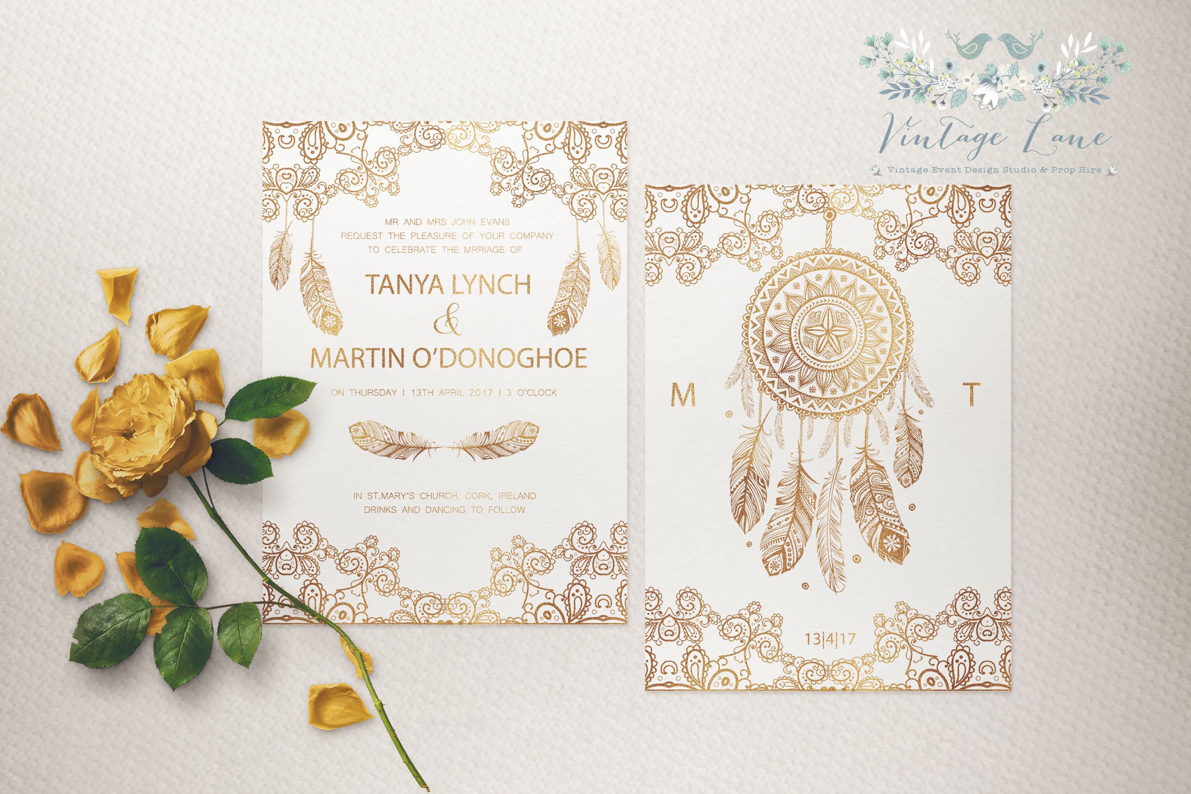 Vintage Style Wedding Invitations is great invitation design