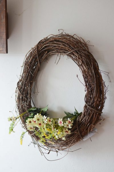 grape vine wreath for rent Cork Ireland Vintage Lane studio