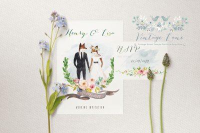 rustic-style-wedding-invitations-boho-style-invitations-ireland-cork-vintage-lane-invitations-cork-ireland-kate-kosareva-designer