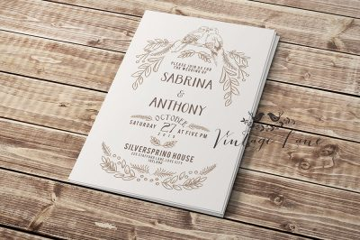 rustic-weeding-invitations-with-birds-vintage-lane