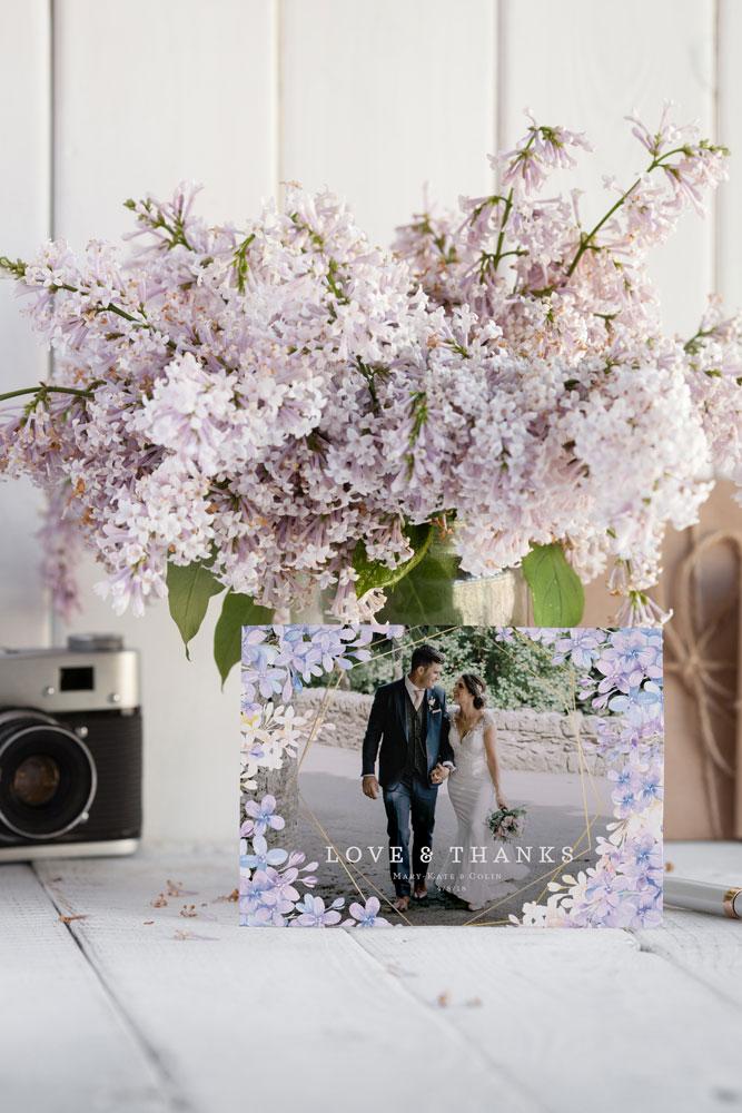 lilac-flowers-thank-you-card-wedding-invitations-cork-ireland-kerry-kinsale-killarney-limerick-vintage-lane