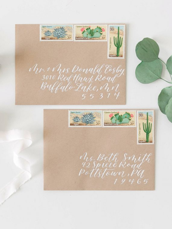 wedding envelopes printed envelopes calligraphy envelopes modern envelopes contemporary envelopes cork ireland kerry