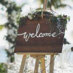 printed wedding welcome sign cork wedding signs ireland welcome sign for a wedding ireland cork vintage lane