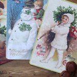 Vintage Style Christmas Cards Noel Antique christmas cards scandinavian christmas postcards cork ireland christmas buy cards online cork