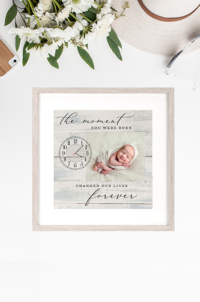 baby boy frame birth announcement present for baby boy personalised frame hand made cork ireland