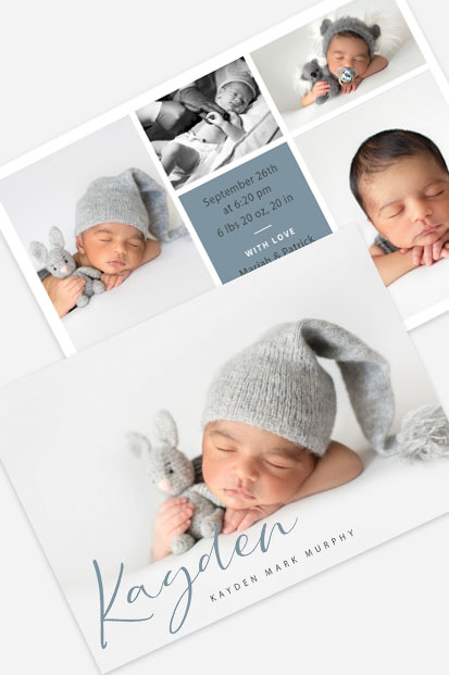 Modern Baby boy birth announcement Modern baby cards stationery contemporary occasion stationery cork ireland beautiful cards cute baby announcement cards