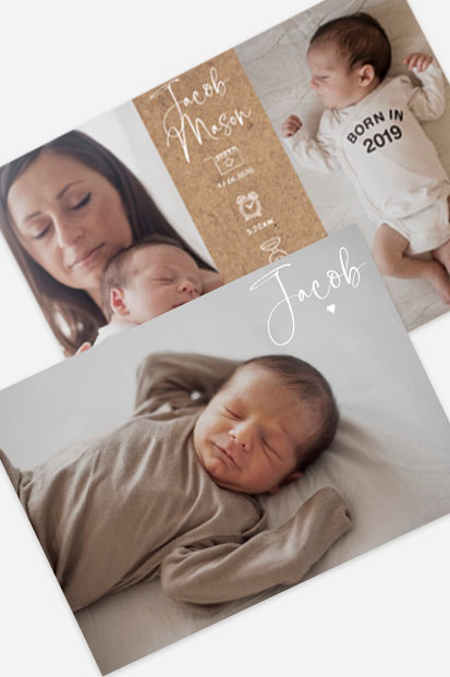 Modern Rustic Baby Boy birth announcement Modern baby cards stationery contemporary occasion stationery cork ireland beautiful cards cute baby announcement cards